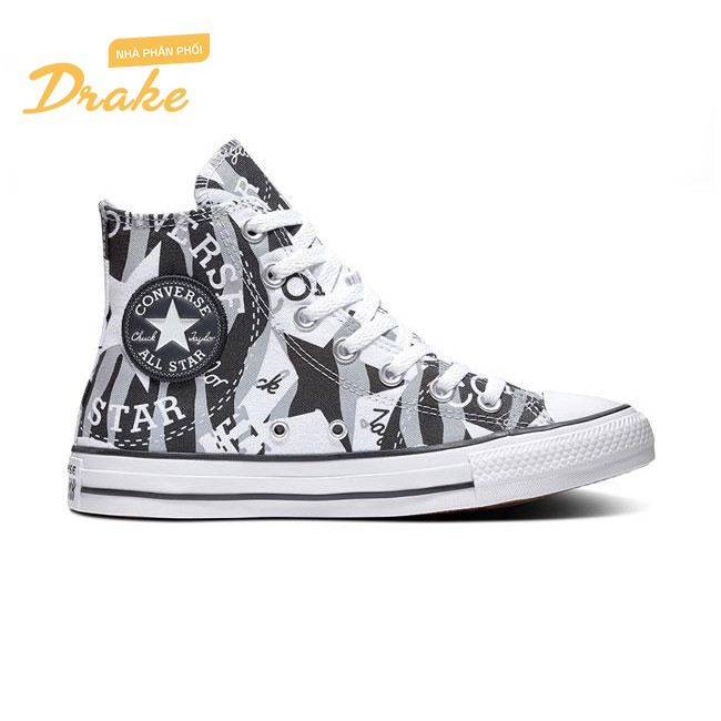 Giày sneakers Converse Chuck Taylor All Star Double Upper Logo Play 567739V