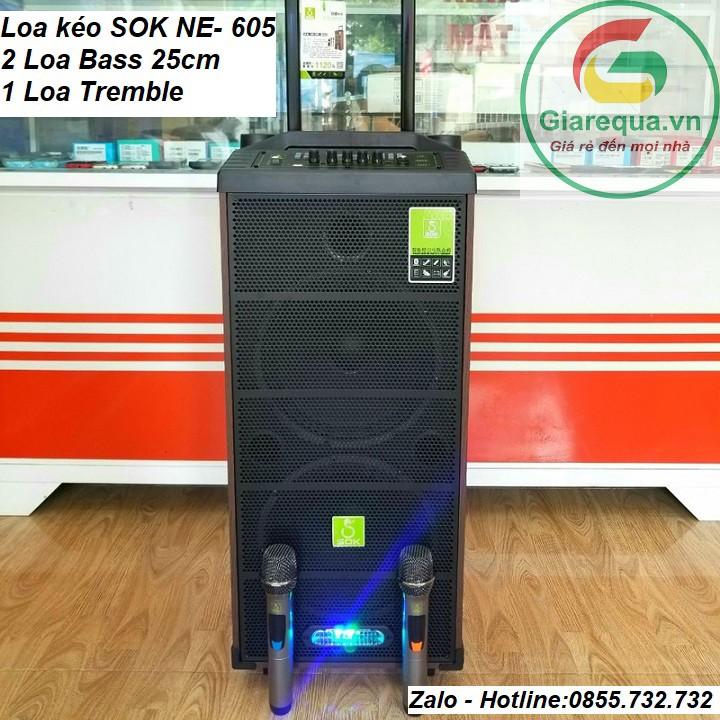 Loa Kéo SOK NE 605