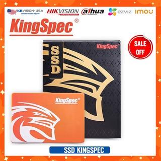 {Giá Ngon Nhất} Ổ Cứng SSD 120GB KingSpec - Tăng tốc máy như mới với giá rẻ