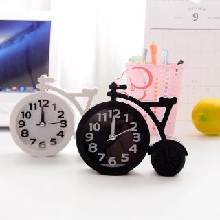Đồng hồ báo thức họa tiết hoạt hình đáng yêu sáng tạo đơn giản cho bé
