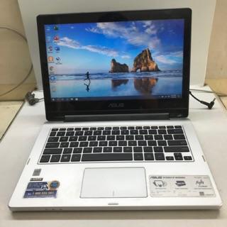 Máy laptop Asus Transformer Book Flip TP300la Intel Core i3-4030U 1.9ghz, 4gb ram, 500gb hdd, 13.3 inch TouchScreen Đẹp