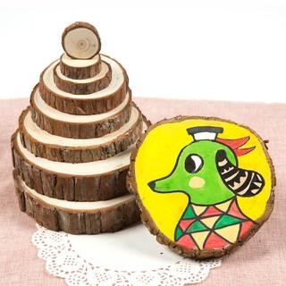 Khoanh gỗ tròn 9-10cm (dày 1cm)