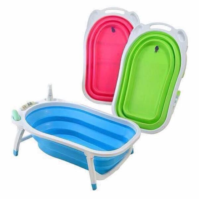Chậu tắm gấp gọn cho bé - 3159598 , 388267626 , 322_388267626 , 295000 , Chau-tam-gap-gon-cho-be-322_388267626 , shopee.vn , Chậu tắm gấp gọn cho bé