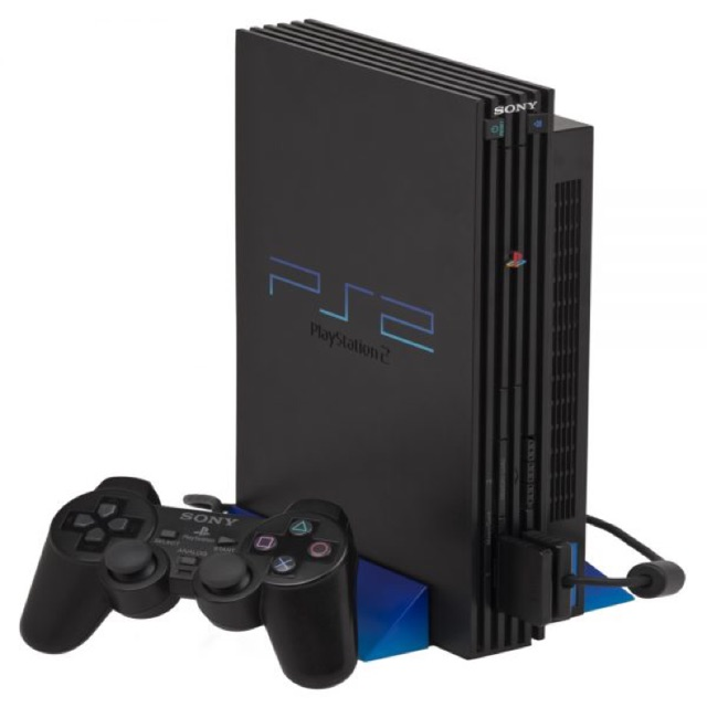 Máy Chơi GAME PS2 FAT 5xxx 3xxx