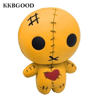 kkbgood Horror Doll Soft Scented Stress Relief Toys Decompression For Kid Gift Toys Slow Rising Toy Practical