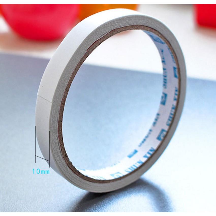 Băng dính 2 mặt đường kính 9cm (rộng 1cm) - 2817542 , 305167281 , 322_305167281 , 4000 , Bang-dinh-2-mat-duong-kinh-9cm-rong-1cm-322_305167281 , shopee.vn , Băng dính 2 mặt đường kính 9cm (rộng 1cm)