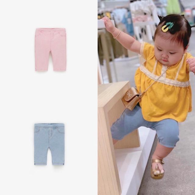 Quần legging ZARA từ 18 tháng đến 5 tuổi