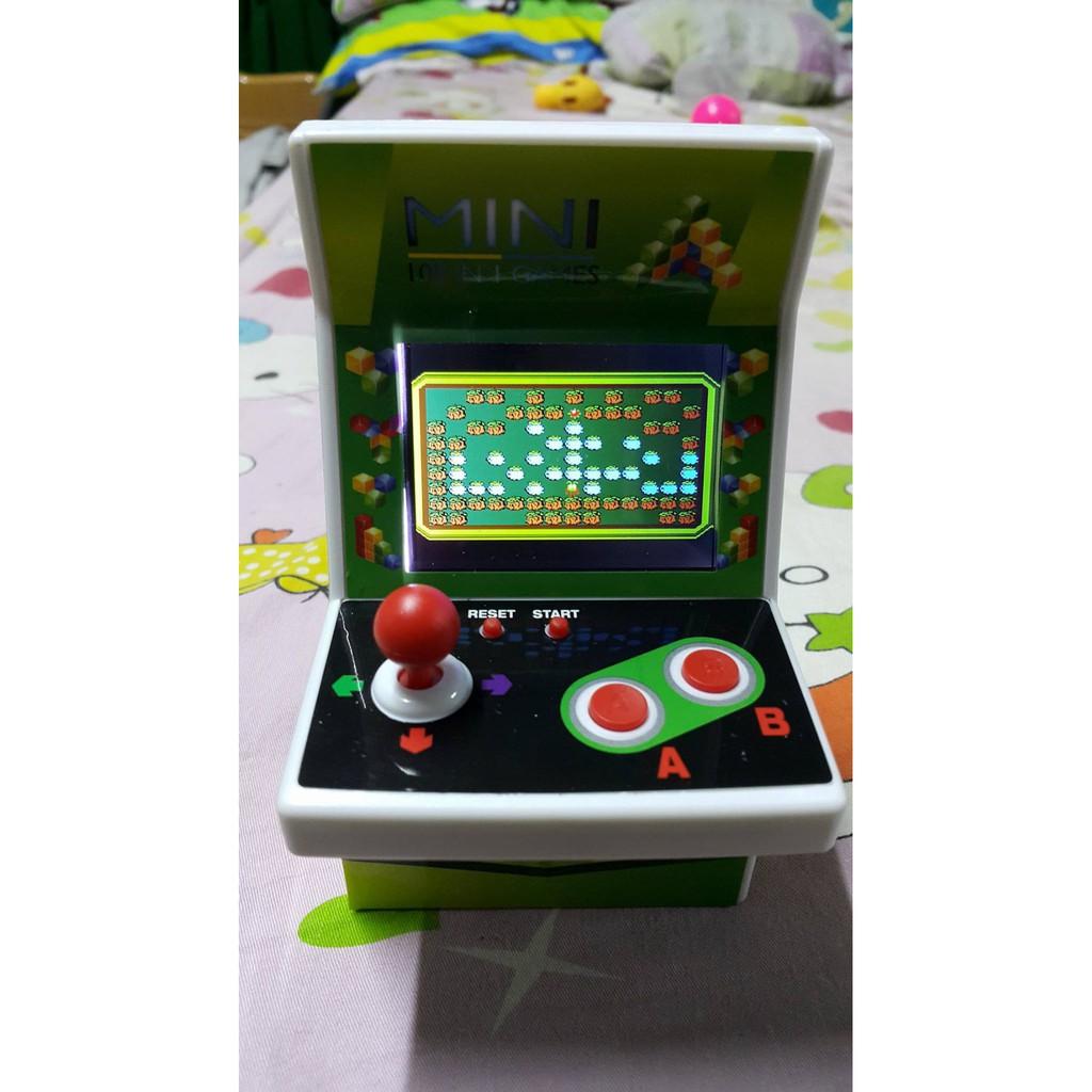 Máy chơi game điện tử thùng Mini Arcade, Giá tháng 10/2020
