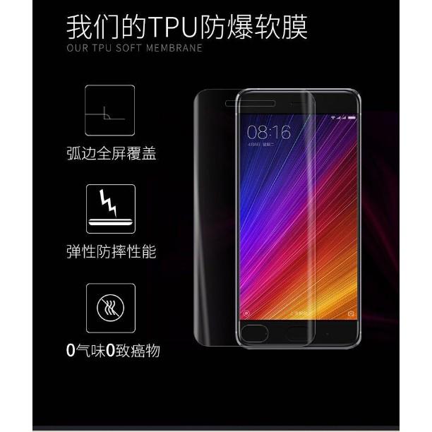 Xiaomi Mi 5S - Dán dẻo Full Màn Hình boa cạnh 2,5D