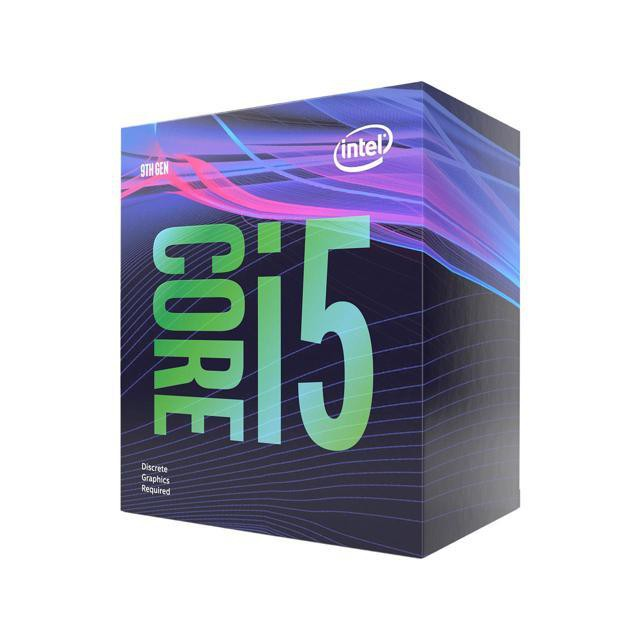 CPU Intel Core I5-9400F TRAY 2.90Ghz Turbo Up To 4.10GHz / 9MB / 6 Cores, 6 Threads / Socket 1151 / Coffee Lake