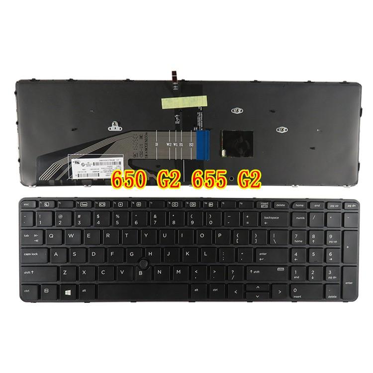 #爆款 New Disassembly HP 650 655 G1 Keyboard 650 655 G2 450 G3 455 G3 470 G3 HSTNN-Q95C