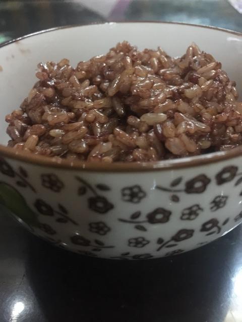 Gạo lứt dẻo Điện Biên túi 2kg
