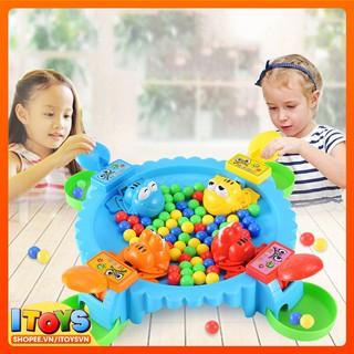 Ếch ăn hạt – đồ chơi giúp trẻ tương tác, nhanh nhẹn và hoạt