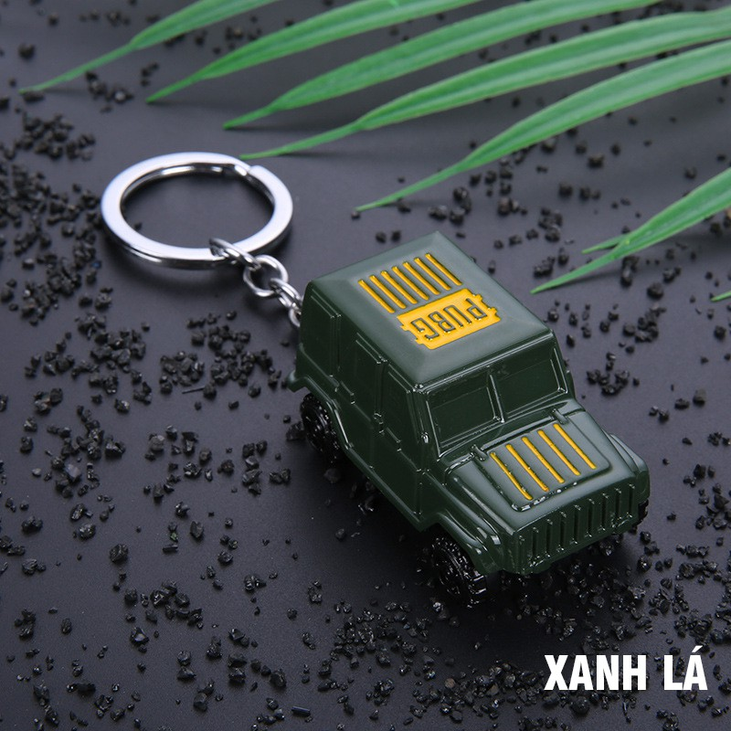 Móc Khóa Game PUBG Bộ Phụ Kiện Cỡ Lớn P944