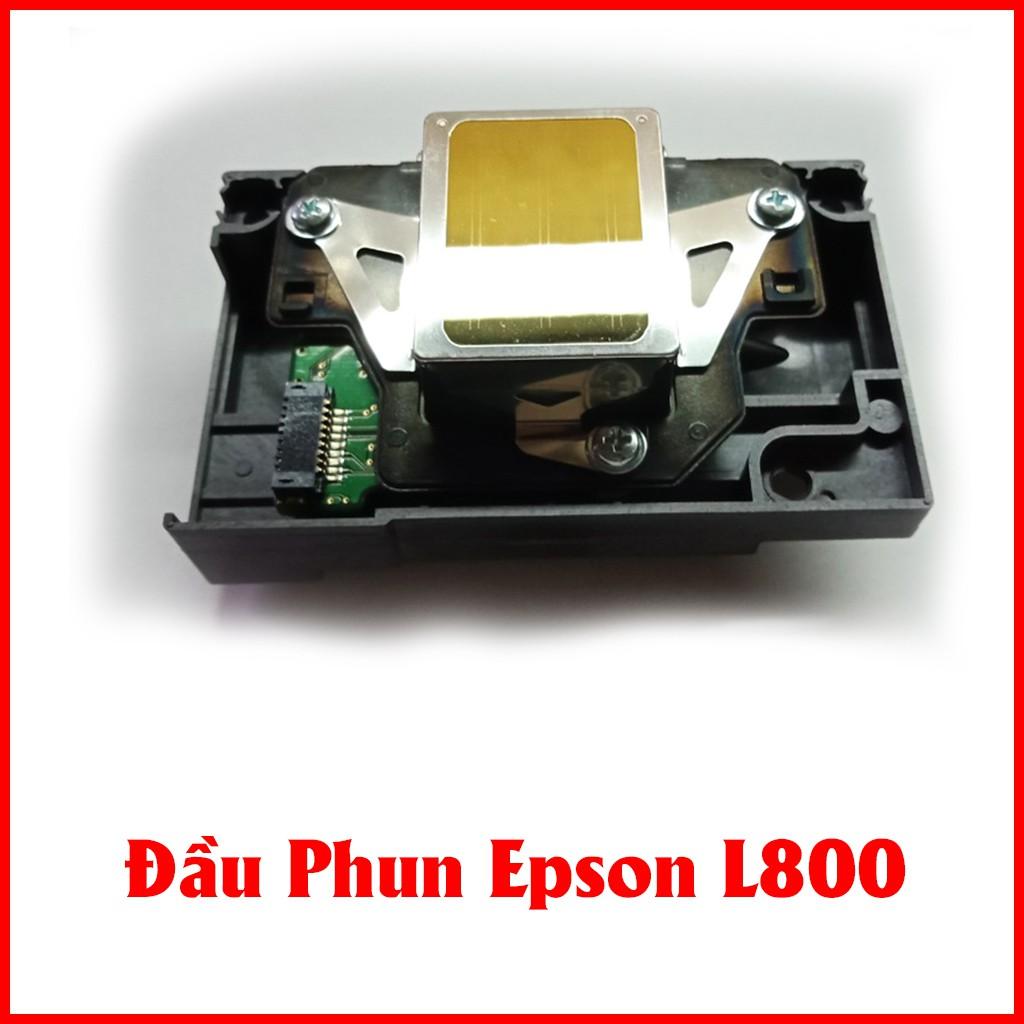 Bảng giá Đầu phun Epson L800 Phong Vũ