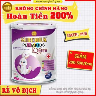 (Rẻvôđịch) Sữa Cho Trẻ Biếng Ăn 1-10 Tuổi (900g) ( Hàng chính hãng công ty NCT3 ) . thumbnail