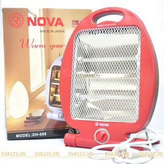 Quạt sưởi Nova 2 bóng 800W hàng loại 1