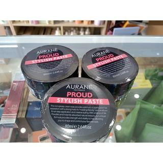 Sáp Vuốt Tóc Aurane Proud Stylish Paste Đỏ 80ml - Tạo Kiểu Tóc