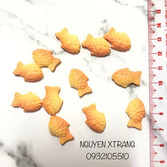 Charm Bánh Quy Cá / Mô hình bánh quy cá