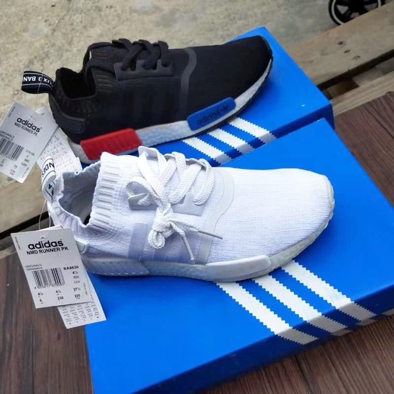 [FREE SHIP + FULL BOX] Giày Adidas NMD 2 màu đen trắng - 14027867 , 1525880709 , 322_1525880709 , 800000 , FREE-SHIP-FULL-BOX-Giay-Adidas-NMD-2-mau-den-trang-322_1525880709 , shopee.vn , [FREE SHIP + FULL BOX] Giày Adidas NMD 2 màu đen trắng