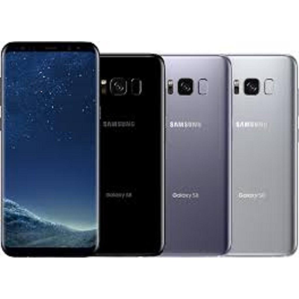 điện thoại Samsung S8 - Samsung Galaxy S8 bản 2sim mới CHÍNH HÃNG ram 4G/64G - cấu hình mạnh
