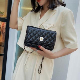 Túi xách nữ đẹp, túi xách nữ thời trang, họa tiết hoa cúc, thiết kế hiện đại mã GT174