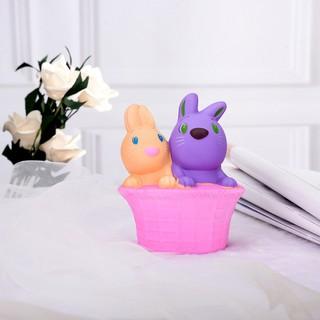 Đồ chơi mềm dẻo giảm stress hình thỏ Phục sinh squishy