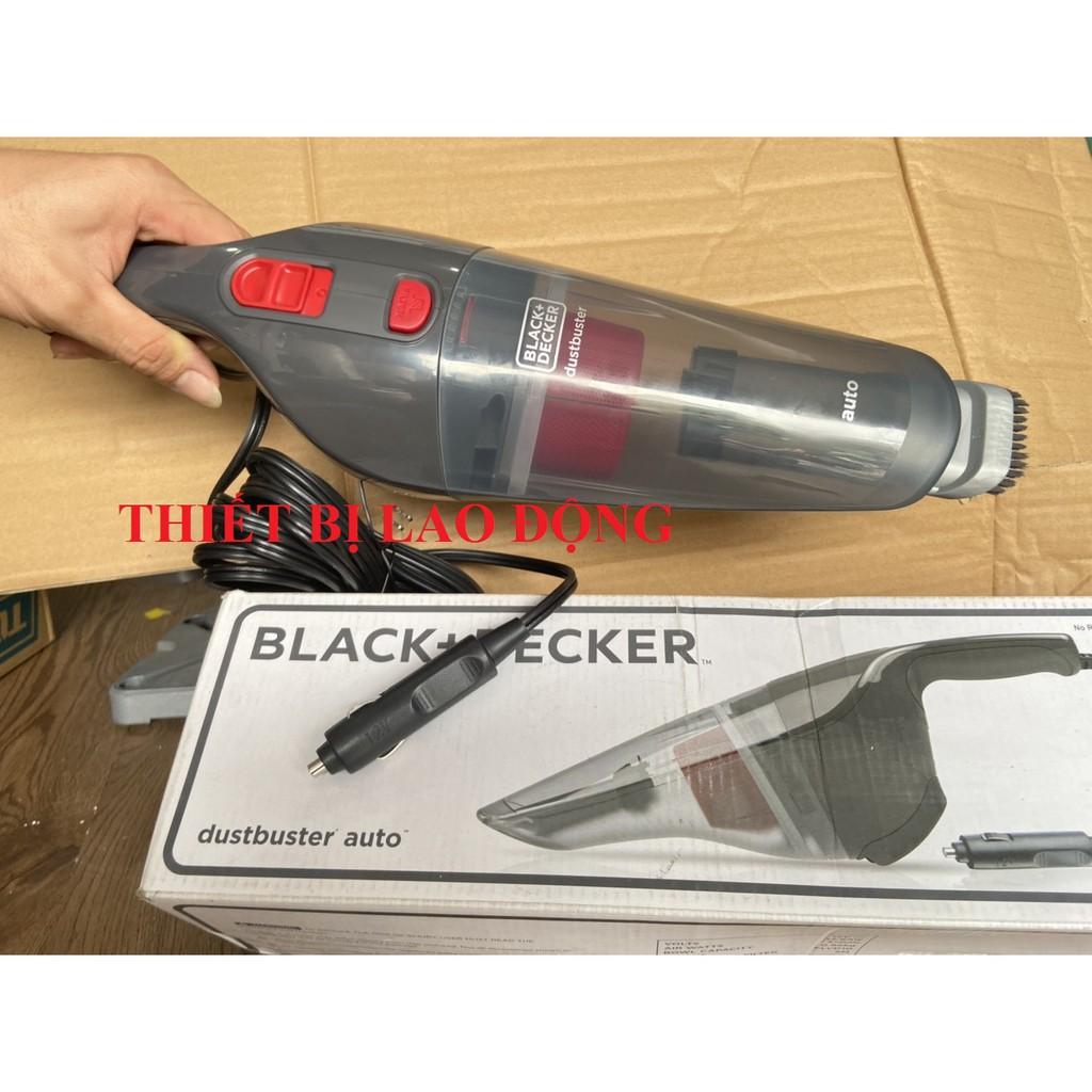 Máy hút bụi dành cho xe hơi Black Decker NV1200AV-B1