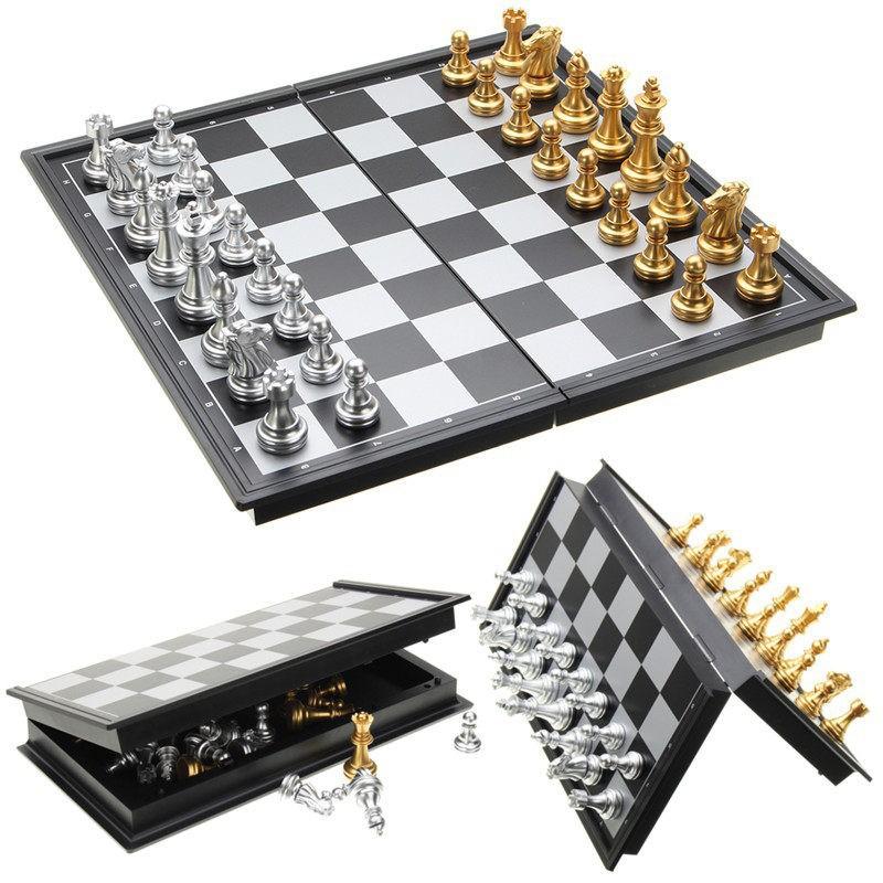 Bộ cờ vua nam châm cao cấp thương hiệu chính hãng UB chất liệu ABS cao cấp
