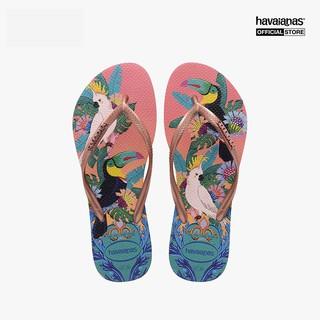 HAVAIANAS - Dép nữ Slim Tropical 4122111-0082 thumbnail
