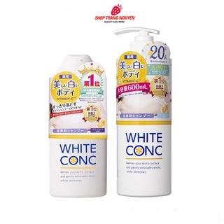 Sữa tắm toàn thân White ConC Body 360ml Nhật Bản thumbnail