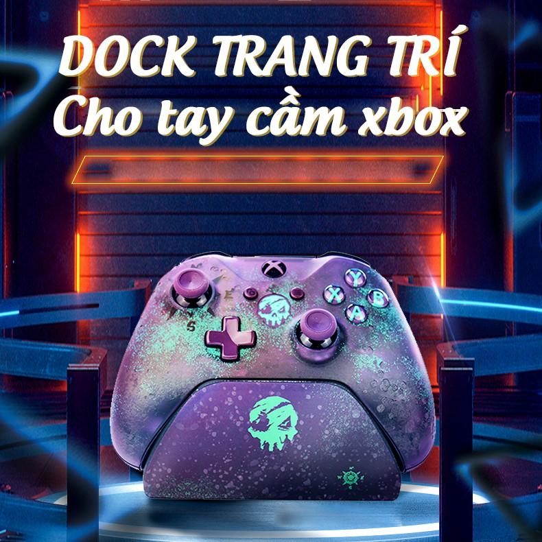 Đế nhựa đỡ tay cầm xbox one s, xbox series x, dock trang trí tay cầm xbox one s