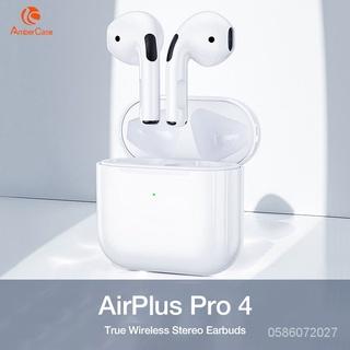 Tai Nghe Bluetooth AmberCase Nguyên Bản , Thế Hệ Thứ 4 , Tai Nghe Thể Thao Không Dây Airpods Pro 4 , Tai Nghe Ứng Nghiệm thumbnail