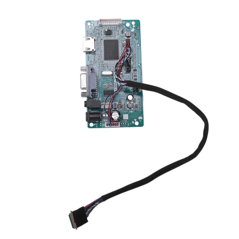 Bảng Mạch Điều Khiển 30 Pin Hdmi Vga Cho Màn Hình Lcd Edp 1080p B156Han01.1 Lp156Wf4 Raspberry Pi 3