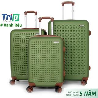 Bộ 3 Vali du lịch TRIP P803A Size 20 + 24 + 28inch bảo hành 5 năm chính hãng, 1 đổi 1 trong 12 tháng thumbnail
