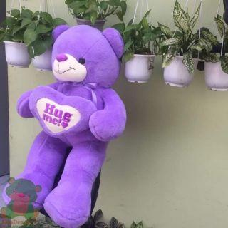 Gấu bông hugme