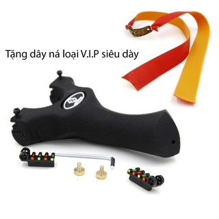 Ná dây dẹp loại V.I.P ABS có thước ngắm và ốc vặn tay mẫu #17