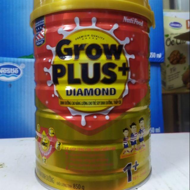 Sữa grow plus diamond số 1 850g