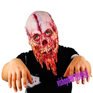 (k98 )-mặt nạ kinh dị ( kèm ảnh thật )- (hàng sẵn ) shopthebaipubg