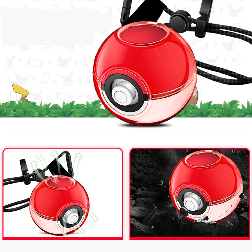 💎for Switch Poke Ball Plus Controller Travel Carrying Case Cover Protector
