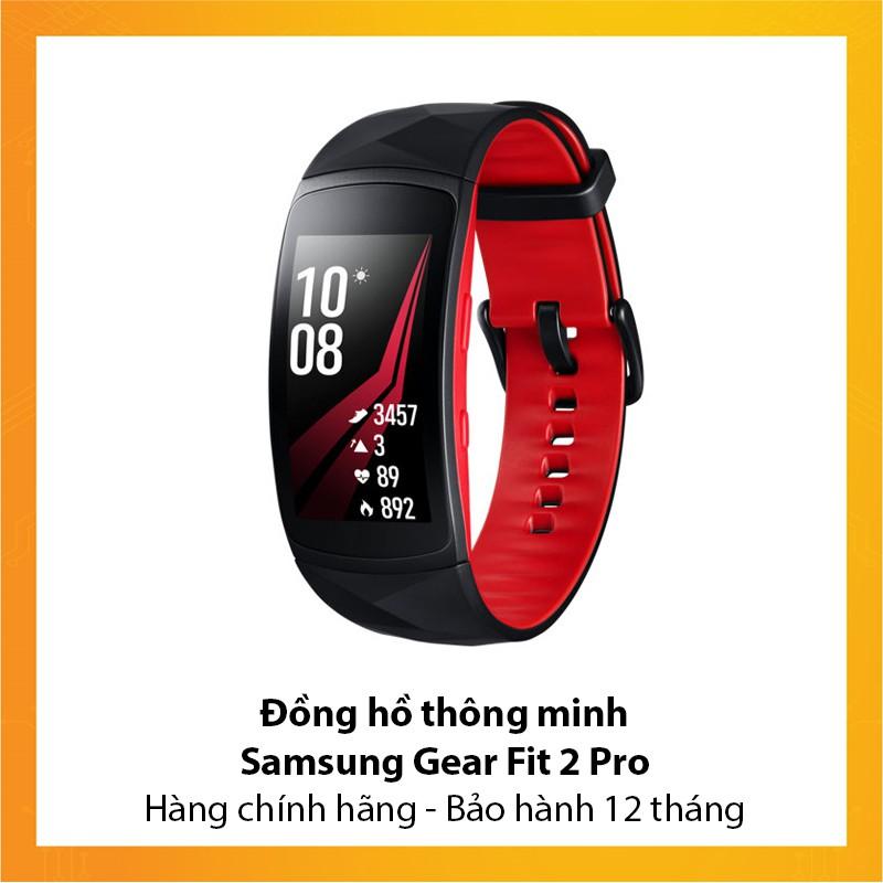 Đồng hồ thông minh Samsung Gear Fit 2 Pro - Hàng chính hãng - Bảo hành 12 tháng