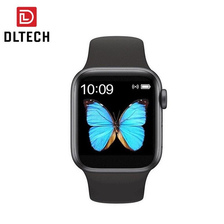 Đồng hồ thông minh SmartWatch Series 5 T500 - Chống nước , kết nối dễ dàng , Giao diện tiếng Việt, hiển thị tin nhắn, th