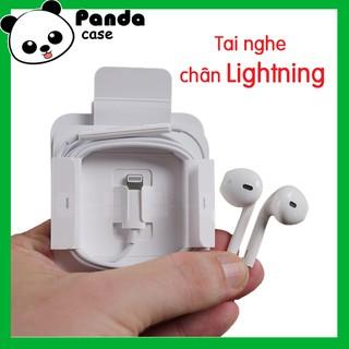 Tai nghe chân Lightning tương thích Ip 7/7Plus/8/8 Plus/ X/ Xs Max/ 11 / 11 Pro Max – Tai nghe Bluetooth – Panda Case
