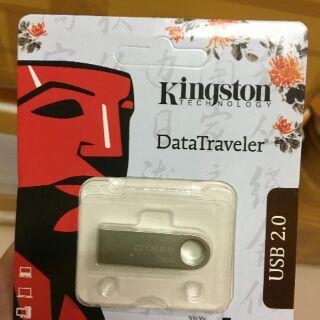 USB 2.0 Kingston DTSE9 - 2GB - Hàng chính hãng
