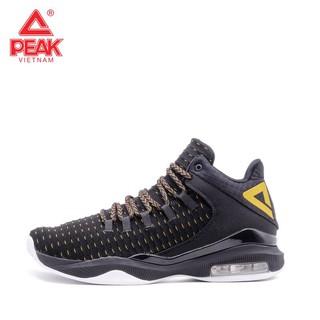 [Mã MABRVP7 giảm 10% tối đa 100K đơn 500k] Giày bóng rổ Peak Basketball DA920001 Đen Gold thumbnail