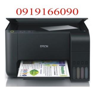 Máy in phun màu đa năng khổ A4 Epson L3110 in,scan,photo