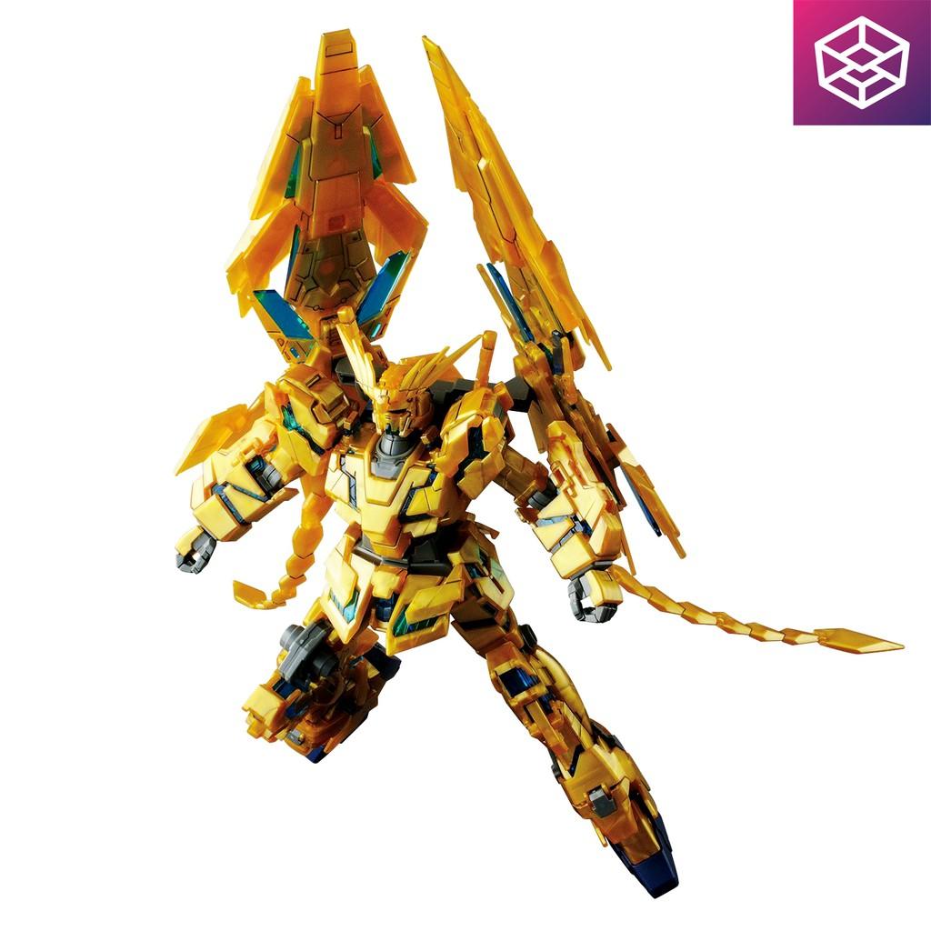 Mô Hình Lắp Ráp Gundam Bandai HGUC 213 Unicorn Gundam 03 Phenex (Destroy Mode) (Narrative Ver.)