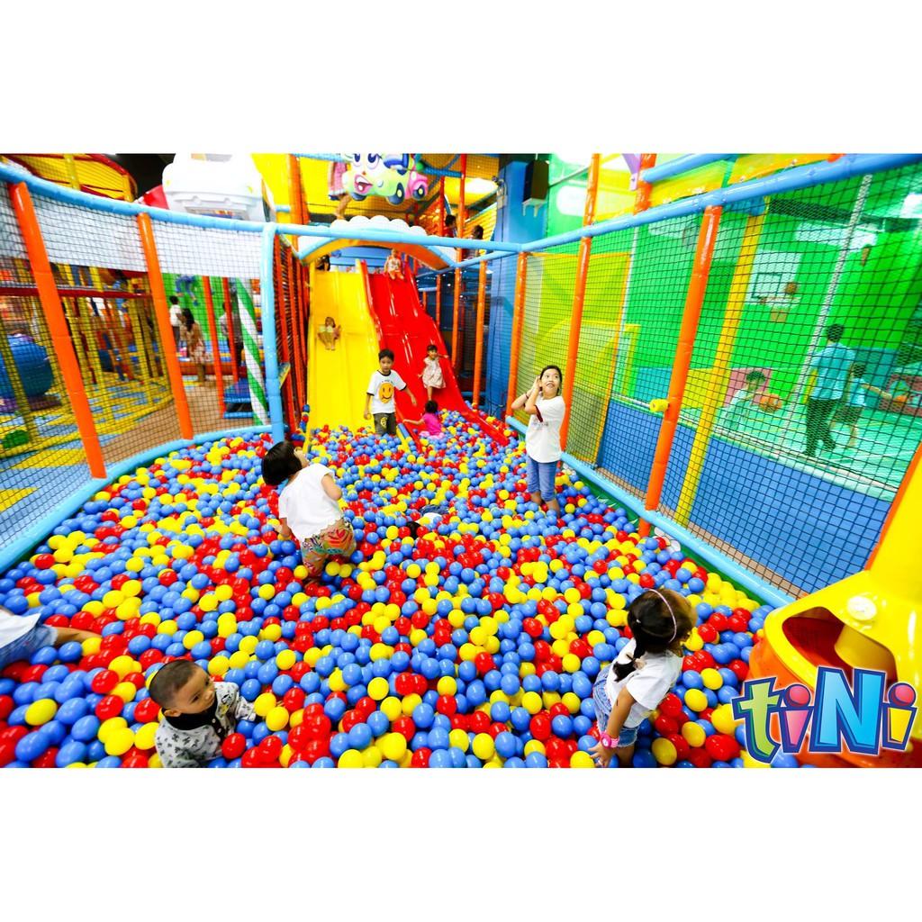 [Toàn quốc] Vé vui chơi giải trí tại tiNiWorld giảm giá sốc tới 50% - Áp dụng cả cuối tuần và Lễ Tết