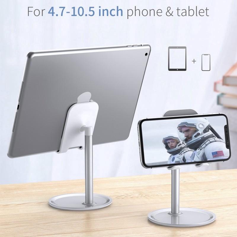 ✨Giá đỡ K1 cho điện thoại, máy tính bảng - Chất liệu hợp kim nhôm