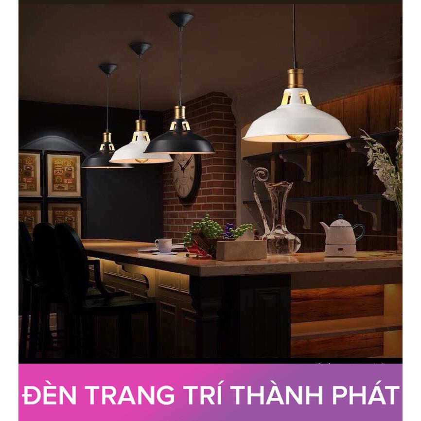 ĐÈN THẢ TRANG TRÍ PHÒNG BẾP CỬA HÀNG QUÁN CAFE TH714(TẶNG BÓNG LED)